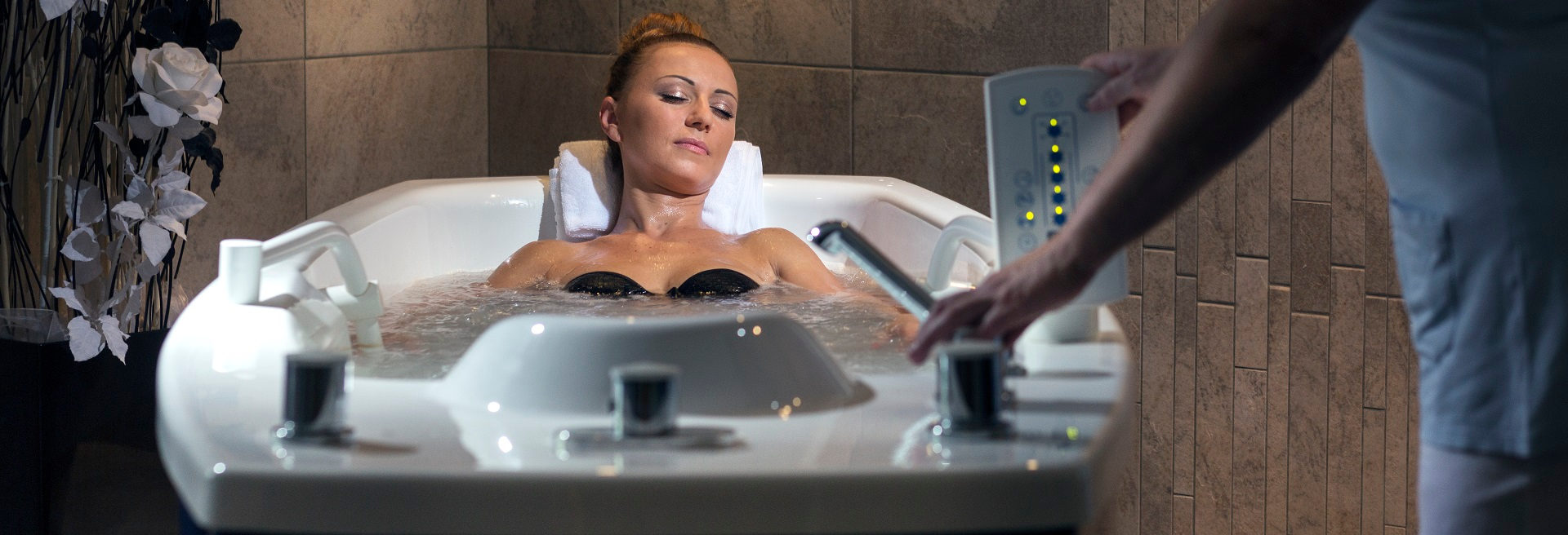 Koupele - Luxury Spa & Wellness VILA VALAŠKA Luhačovice